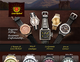 louisrichardwatches.com
