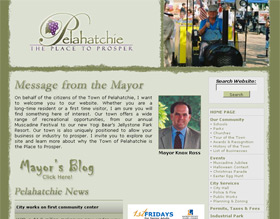 City of Pelahatchie