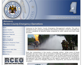 Rankin County Emergency Operation Center
