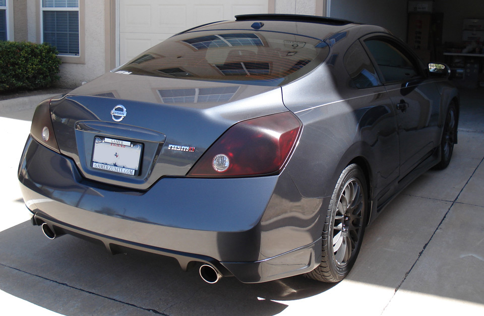 2008 Nissan Altima Coupe Nismo - Import Cars - Carmod net Forum