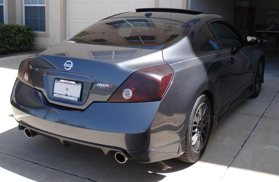 2008 Nissan Altima Coupe Nismo Import Cars Carmod Forum