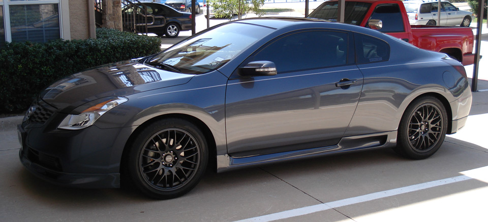 2008 Nissan Altima Coupe Nismo Import Cars Carmod Net
