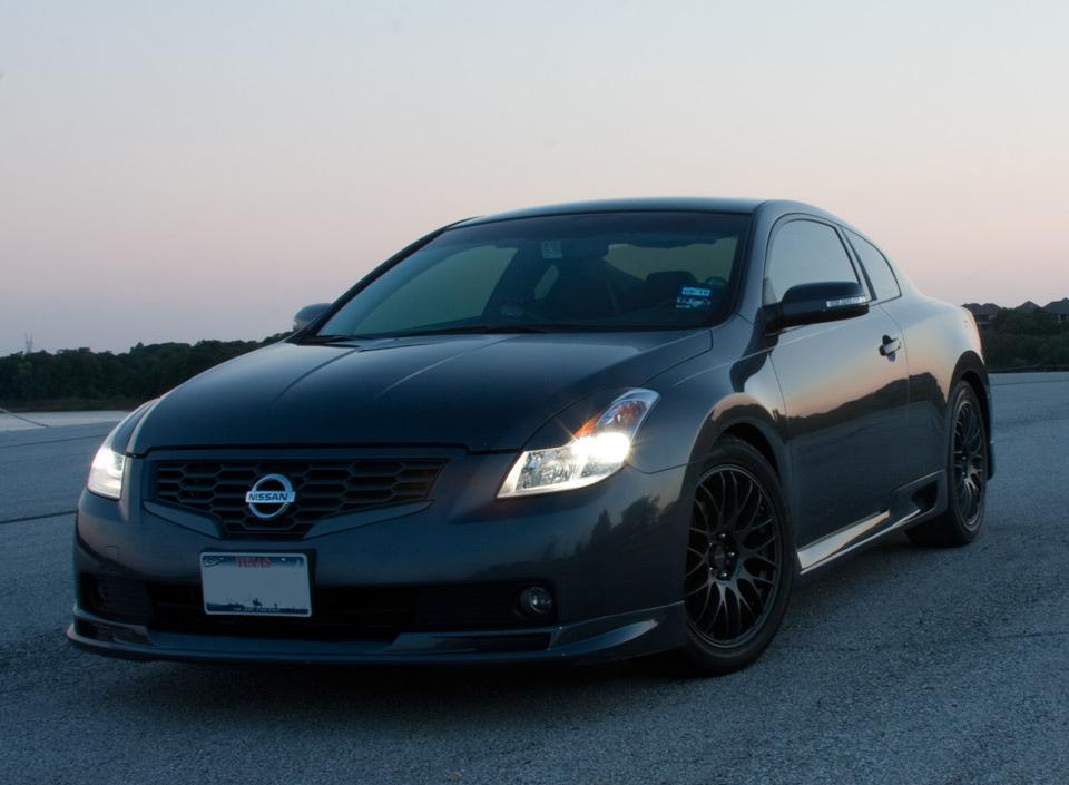 2008 Nissan Altima Coupe Nismo Import Cars Carmod Net Forum